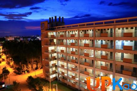 河北美术学院的宿舍是什么样子的 河北美术学院宿舍图片