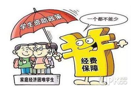 河北省保障家庭经济困难大学生完成学业的资助政策有哪些