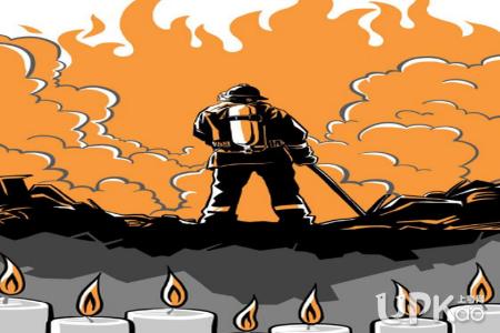 2019关于凉山救火英雄的演讲稿:学习时代楷模,做自己的英雄