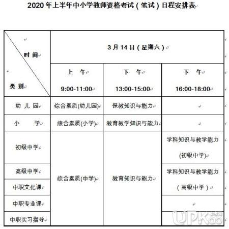 吉林省2020年上半年教资笔试报名条件有哪些(最新)