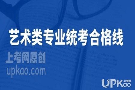 黑龙江省2021年艺考统考合格分数线是多少